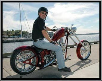 Steve Lingenbrink-Motorcycle Enthusiast